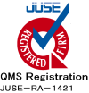 JUSE QMS Registration JUSE-RA-1421